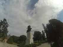 Skulptur i Belgrade Fotografering för Bildbyråer