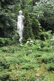 Skulptur i trädgården Arkivfoton