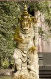 Skulptur im Verbot Dum Lizenzfreies Stockfoto