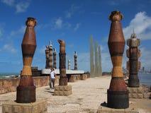 Skulptur-Park Stockbild