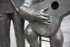 Skulptur Porrina Des Badajoz Lizenzfreie Stockfotos