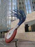 Skulptur-Schreibmaschinen-Radiergummi Stockfotos