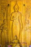 Skulptur Thailand Lizenzfreies Stockbild