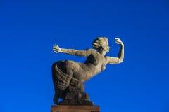 Skulptur Venus Freudenstadt Stock Afbeelding