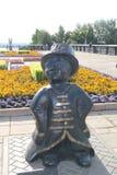 Skulptur von Stockbild