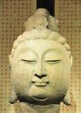 Skulptur von Buddha Stockfotos