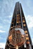Skulptur von Erde Stockbild