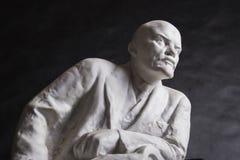 Skulptur von LENIN Stockfotos