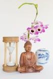 Skulpture de Buddah Fotografia de Stock Royalty Free