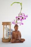Skulpture de Buddah Imagens de Stock Royalty Free