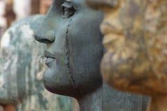Skulpturen Stockbild