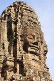 Skulpturen Bayon stockfoto