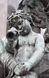 Skulpturen der Musiker Lizenzfreies Stockbild
