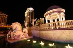 Skulpturen des Caesars Palace Lizenzfreies Stockfoto