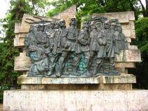 Skulpturen in Rumänien 12 Lizenzfreies Stockbild