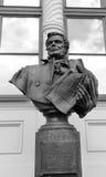 Skulpturen Tone Konstantin Andreevich lizenzfreies stockbild
