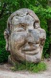 Skulpturer Arkivfoto