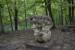Skulpturer Royaltyfria Foton