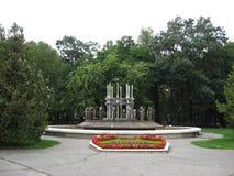 Skulpturer i Rumänien 10 royaltyfri fotografi