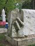 Skulpturer i Rumänien 7 royaltyfria bilder