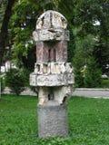 Skulpturer i Rumänien 2 Arkivbilder