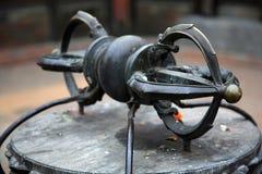 skulpturtempel Royaltyfria Foton
