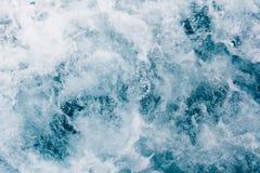 Skumma av havet Royaltyfri Foto