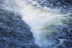 skumma vatten Arkivfoton