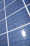 skuteczny energetyczny słoneczny Zdjęcia Stock