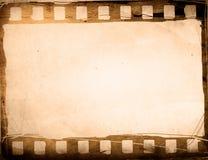 skutka ekranowej ramy grunge Fotografia Royalty Free