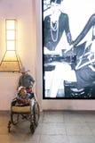 Skutki Agent Orange na Wietnamskich ludziach Obrazy Royalty Free
