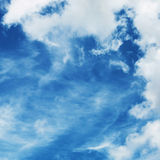 Sky. Royalty Free Stock Photos