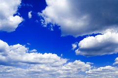 The sky. Royalty Free Stock Image