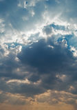 The sky. Royalty Free Stock Photos