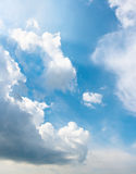 Sky. It is just simple sunny sky Royalty Free Stock Photo
