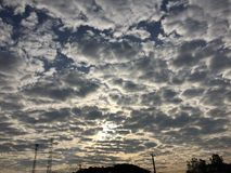 sky Royaltyfria Bilder