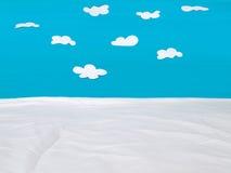 sky stock illustrationer