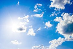 Sky Royalty Free Stock Images