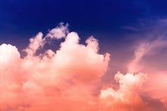 sky Arkivfoto