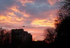 sky Fotografering för Bildbyråer
