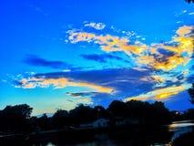sky Royaltyfria Foton
