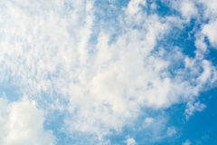 Sky abstract Royalty Free Stock Image