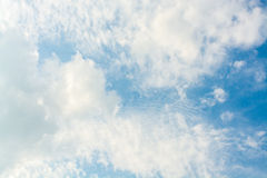 Sky abstract Stock Image