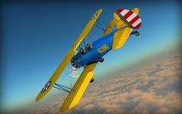 Sky, Airplane, Aviation, Air Sports Stock Image