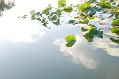 Sky&water Fotografía de archivo