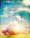 Sky art Stock Images