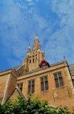 Sky av Bruges Royaltyfria Bilder