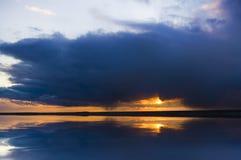 Sky background. stock photography
