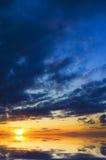 Sky background. royalty free stock photo
