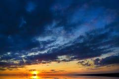 Sky background. royalty free stock image
